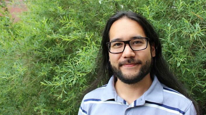 Rune Keisuke Kosaka er studentleder.