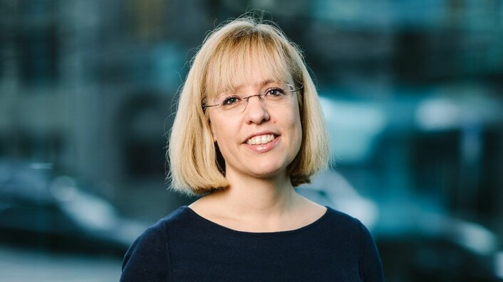 Åse Wetås, direktør i Språkrådet