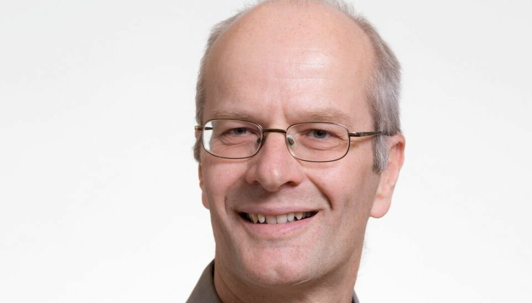 Øyvind Weiby Gregersen mener man i dag får for mange alderspoeng.
