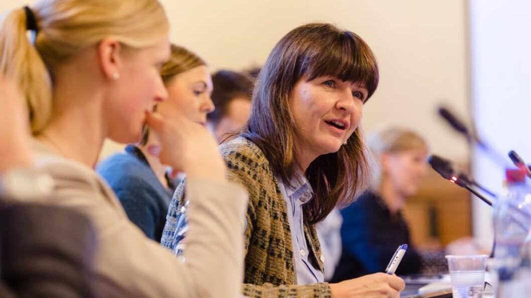 Ny jobb. Nina Refseth har de siste to periodene vært eksternt oppnevnt styremedlem ved NTNU, og har omfattende ledererfaring fra kultur- og mediebransjen, både fra privat og offentlig sektor.