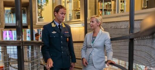 Sofie Nystrøm blir direktør i NSM