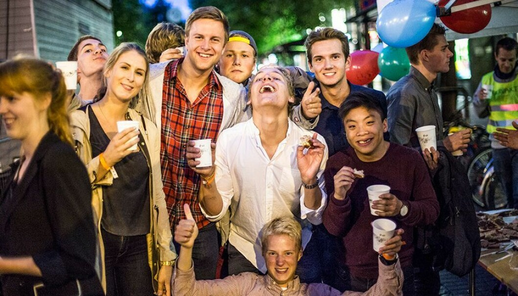 Studentfrivillighet og kulturliv trekkes ofte fram som en av Trondheims styrker som studieby. I år blir tiltaket avlyst som fysisk arrangement. Arkivfoto.