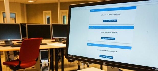 Feil i Inspera: Eksamener ble ikke vist som levert