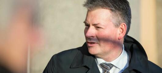 Bekrefter at Haugstad har søkt jobben som NTNUs superdirektør