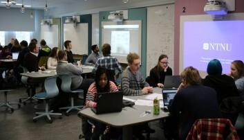 Nye undervisningsrom viser vei for ny campus