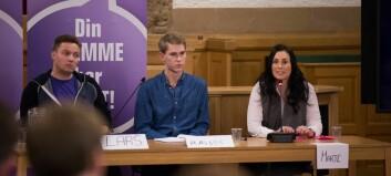 To medlemmer av Studenttinget trakk seg da kandidat med mistillit ble gjenvalgt