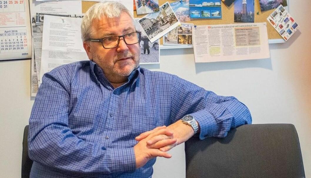 - Det skal være medbestemmelse, så dette er ikke bra, sier NTL-leder Sturla Søpstad. I Ålesund er de tillitsvalgte innkalt til drøfting om bemanningsplan 5 dager etter at den er innsendt til NTNU sentralt.