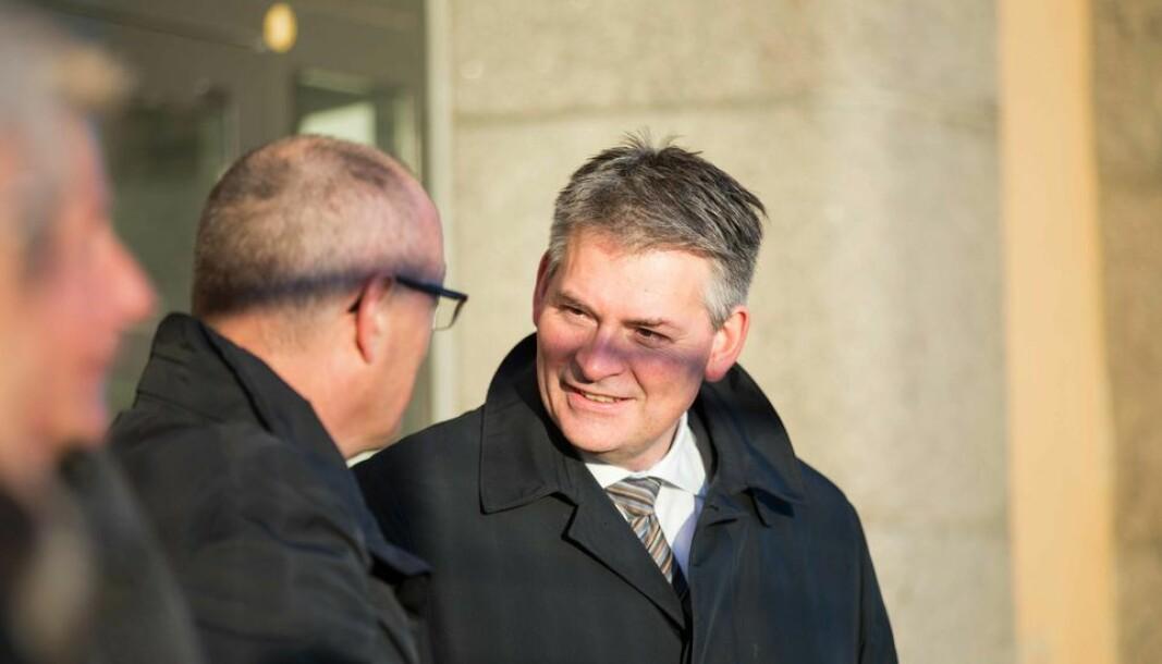 Bjørn Haugstad var statssekretær under Torbjørn Røe Isaksen. Nå påtroppende direktør for organisasjon og infrastruktur ved NTNU.