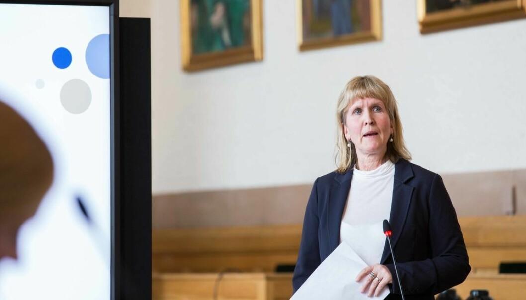 - Jeg har aldri ment at faktaundersøkelse er svaret, hva var spørsmålet, sier Ida Munkeby