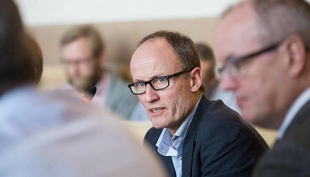NTNUs styreleder Nils Kristian Nakstad bekrefter overfor Universitetsavisa at styret avholdt «kort videomøte» tirsdag ettermiddag.