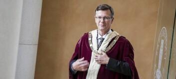 Olsen ny rektor ved UiT