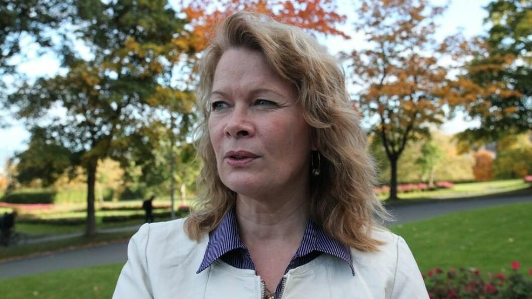 Likestillingsrådgiver Svandis Benediktsdottir ved NTNU er sjokkert over uttalelsene fra nobelprisvinneren.