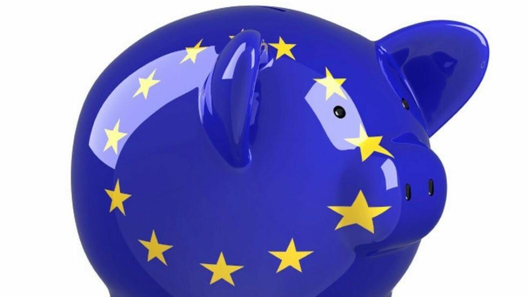 Horisont 2020 er verdens største forsknings- og innovasjonsprogram med 80 milliarder euro fordelt på sju år.