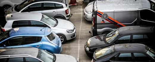Rundt 300 personer kan fremdeles parkere gratis ved NTNU i Trondheim