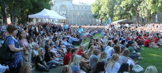 Undersøkelse bekymrer: Studentene sliter psykisk