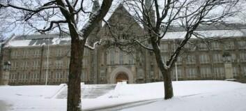 NTNU stenger campusene i Trondheim