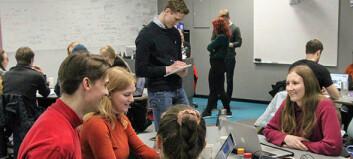 Slik taklet studentene digitalt opplegg i EiT