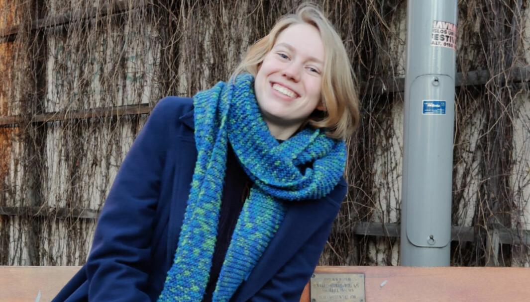 Annik Riise teller på knappene: Bli værende i Oslo, eller dra tilbake til NTNU i Trondheim?