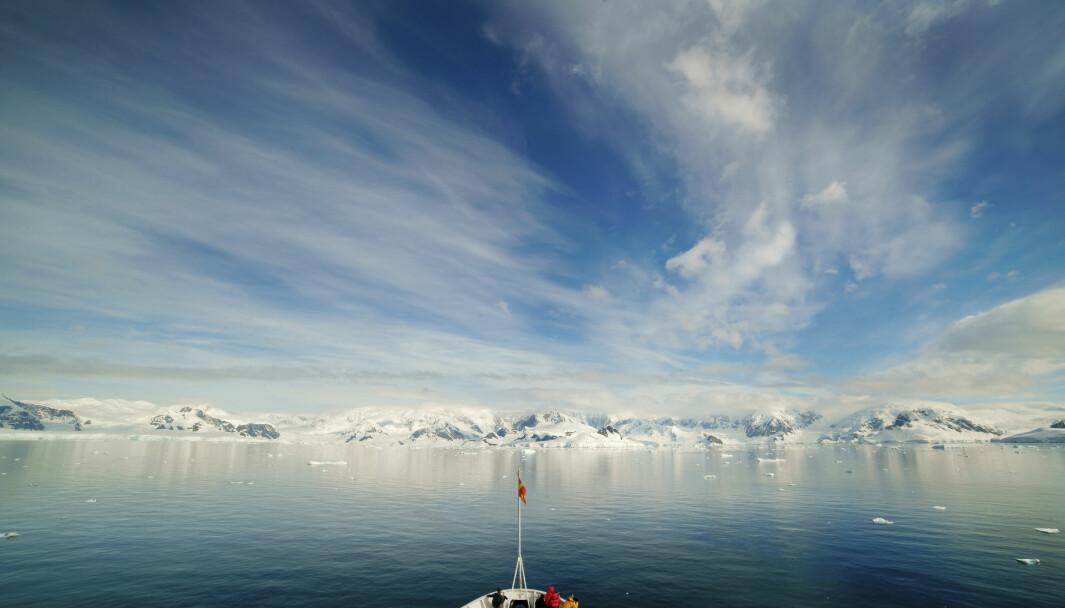 Det neste tiåret skal Nord universitet jobbe for FNs bærekraftsmål nummer 14: Liv under vann.