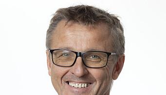 Tore Oksholen er ansvarlig redaktør i Universitetsavisa. Foto: Thor Nielsen / NTNU