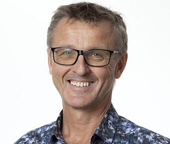 Tore Oksholen er ansvarlig redaktør i Universitetsavisaa.