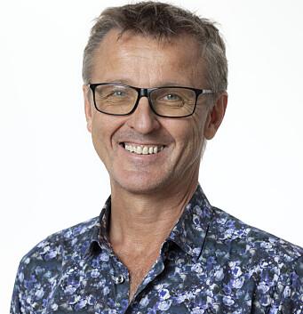 Tore Oksholen er ansvarlig redaktør i Universitetsavisa.