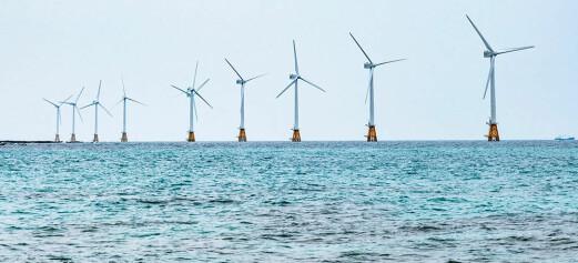 Vindkraft og solkraft er ikke fornybar energiproduksjon
