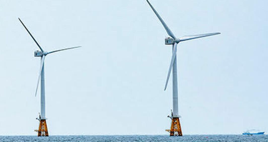 Vindmøller til havs er ett av mange andre prosjekter som senterets forskning er rettet mot.