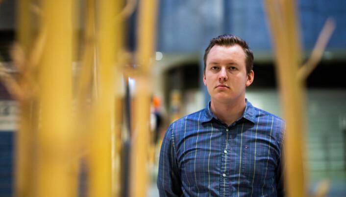 Leder i Studenttinget, Andreas Knudsen Sund, sier de ikke har endret mening om at det på lang sikt krever for mye plass med livssynstilbud på campus.