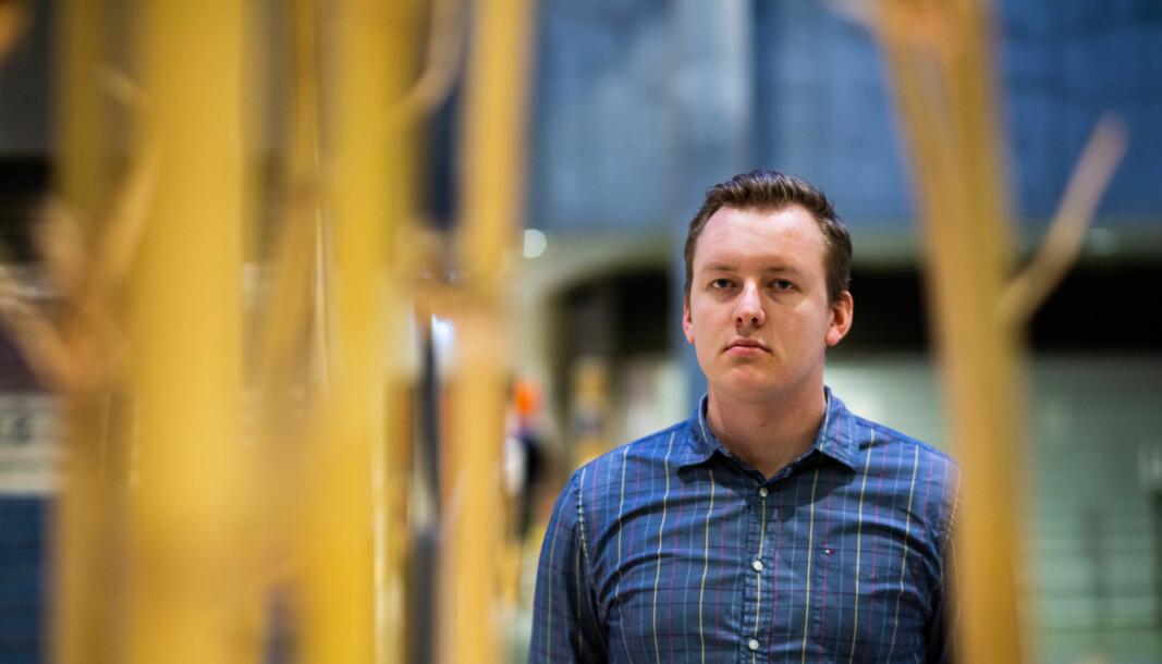 Andreas Knudsen Sund framholder det å ansette studenter for å hjelpe til både faglig og sosialt som et godt tiltak.