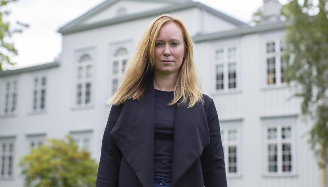 - Vi er svært glade for igjen å kunne ta imot internasjonale studenter ved NTNU, sier Anja Linge Valberg, leder ved Internasjonal seksjon.