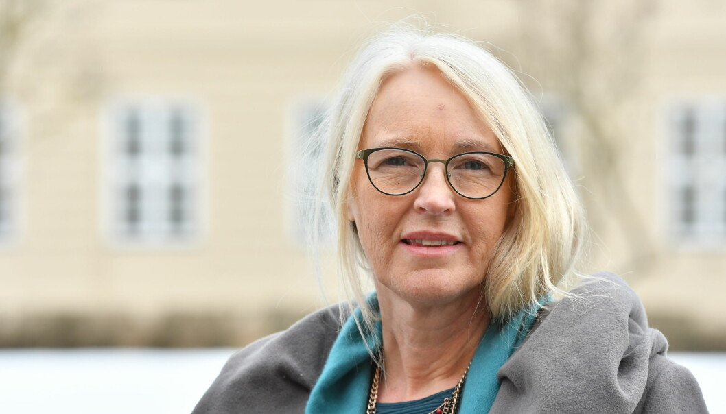 Det har ikke vært noen problemer med brudd på karantenen, forteller Tove Røsstad.