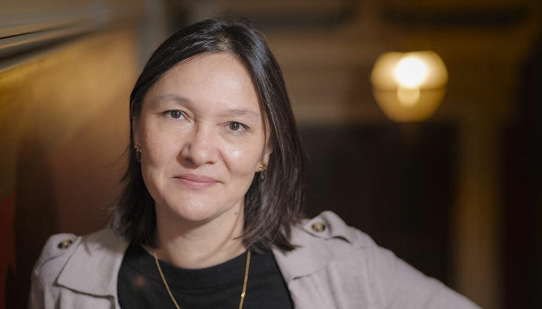Covid-19 har ført til at universitetene gikk i digital modus. Hva vil det bety? spurte prorektor Sylvia Schwaag Serger ved Lunds universitet.