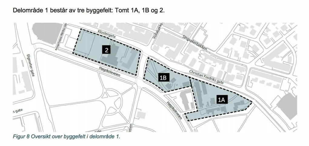 Planområde Grensen.