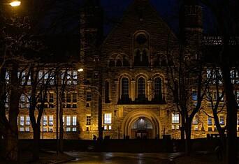 I dag åpner campus