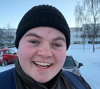 Vegard Frøseth Fenes (Sp) håper smittevernsveilederen for studenter er på plass innen rimelig tid.