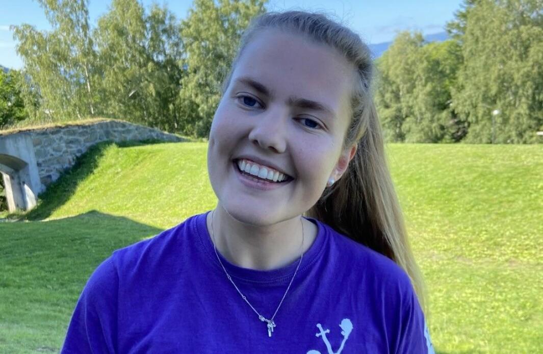 Leder for linjeforeninga Leviathan, Anna Mjønerud Gjestvang, sier det har vært et ønske om å få det samme tilbudet på deres campus som på Gløshaugen.