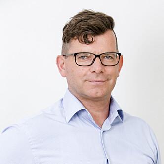 Direktør for campustjenester, Espen Holm er enig i at kantina er et viktig sosialt tilbud for studenter