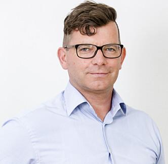 Direktør for campustjenester hos Sit, Espen Holm sier de ønsker å se hvor mye studenter og ansatte bruker kantinene.