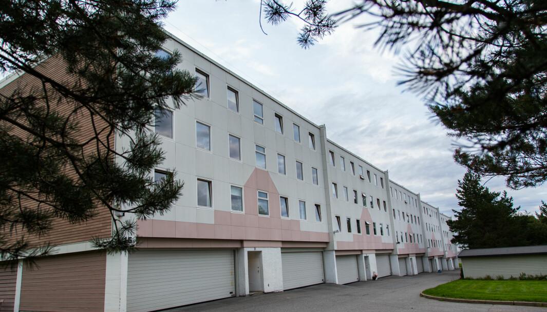 Havstadvegen 15 er en av adressene hvor NTNU nå ønsker å kvitte seg medSS boliger.