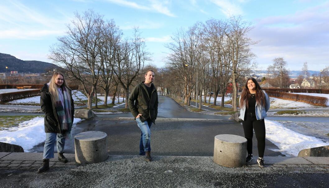 Trondheim er en by med mye revyhistorie, men disse tre mener det er rom for å skape mye mer.