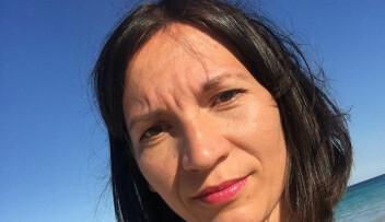 På det travleste måtte Iuliana Hussein kombinere hjemmeskole med egen jobb. Det var ingen god kombinasjon.