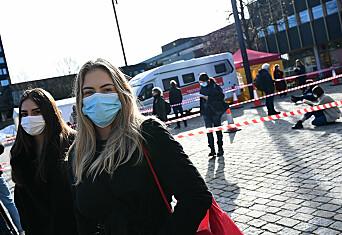 Ny smitterekord i Trondheim