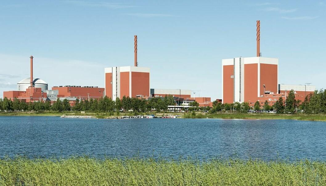 Finland satser på kjernekraft. Olkiluoto kjernekraftverk er ett av dem. Innsenderen ønsker at også Norge skal gjøre det samme.