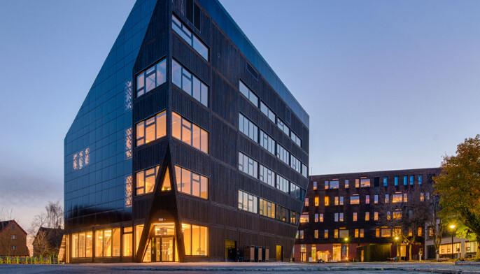 ZEB-lab har vært under utvikling i en eller annen form i et tiår før åpningen.
