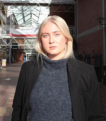 Hva om studentene hadde reagert som da man stengte Vinmonopolene i Oslo? spør Josefine Fusdahl.