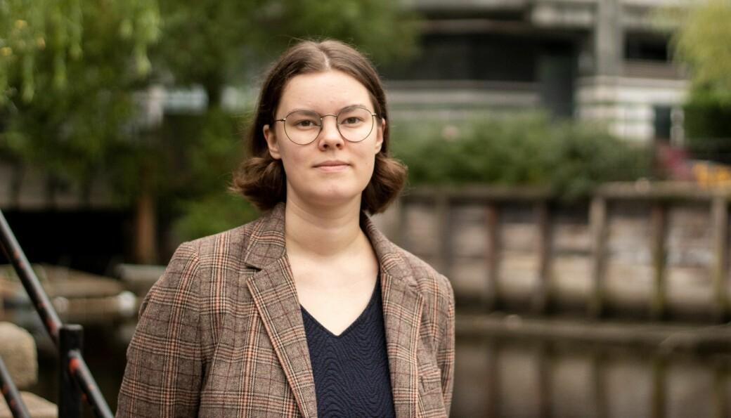 Leder for Norsk målungdom, Gunnhild Skjold opplever ikke at universitetene er interessert i å gjøre systemiske endringer.