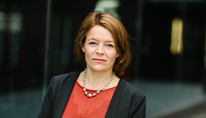 Seksjonssjef i Språkrådet Margrethe Kvarenes sier språkrådet ikke har muligheter til å sanskjonere universitetene.