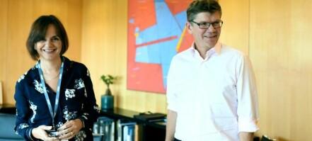 Stølen formelt valgt som rektor ved UiO