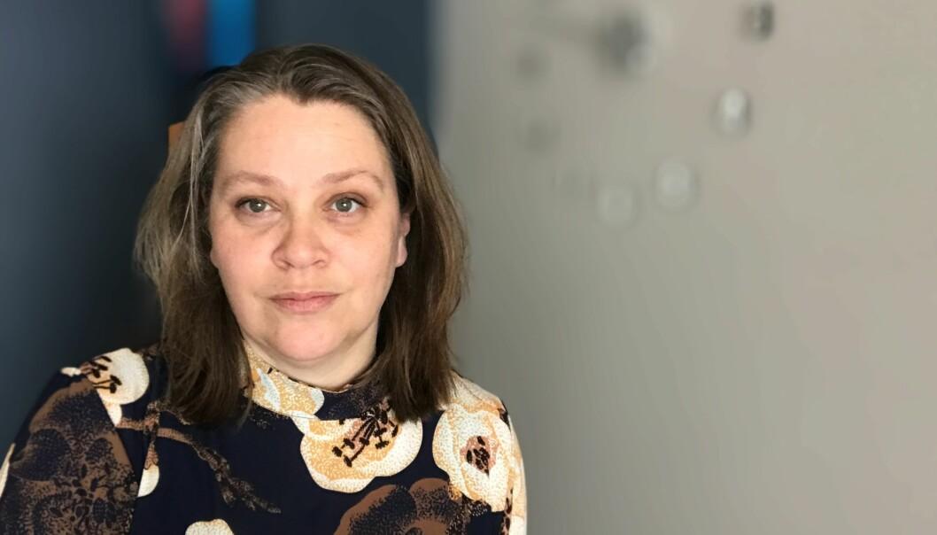 Vibeke Hagen er innkjøpsrådgiver ved Seksjon for økonomirådgivning.